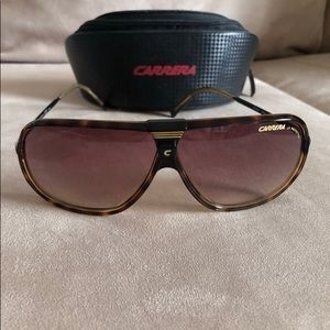 Carrera Picchu Sunglasses Brown Gradient